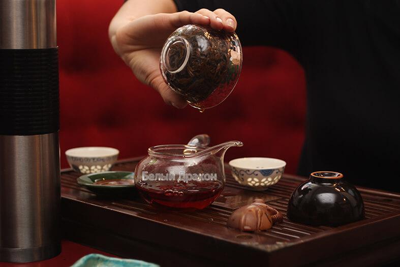 Заказать чайную церемонию Днепр