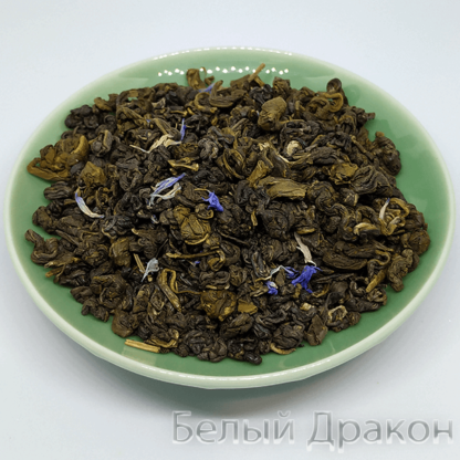 Зеленый чай с бергамотом эрл грин
