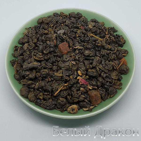 Зеленый чай восточная дыня