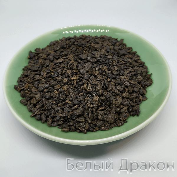 Зеленый порох чай