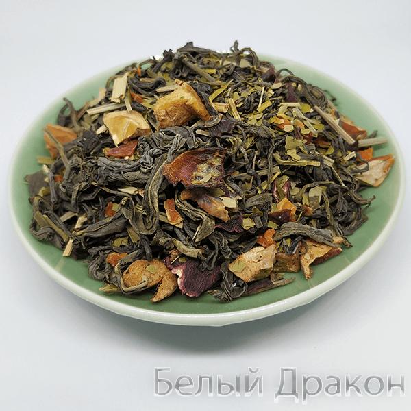 Фитнес чай зеленый