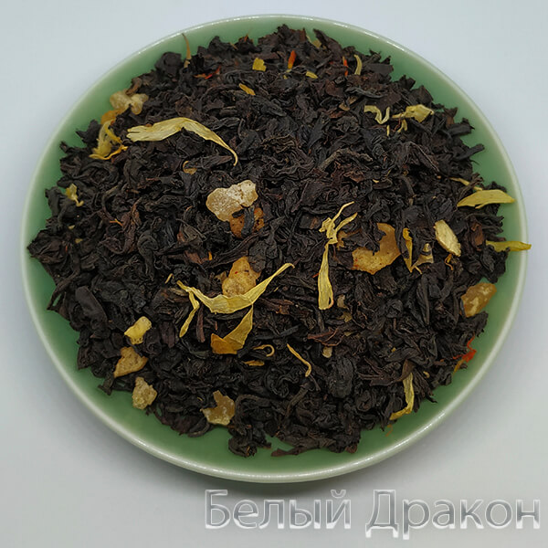 Чай с алоэ и ананасом