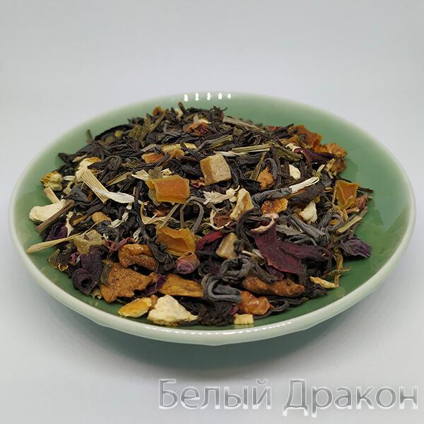 Купить зеленый цитрусовый чай