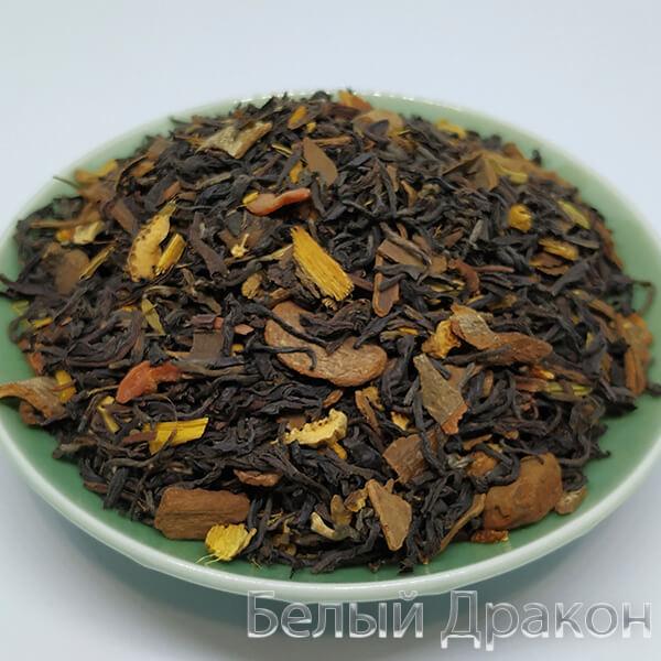 Черный чай успокаивающий купить
