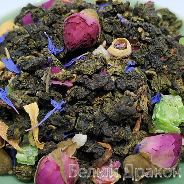 Купить чай цветы дракона