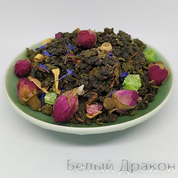 чай цветы дракона купить